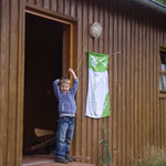 Juchhu, für 24 Stunden hissen wir am Losheimer See die VEBU-Flagge!