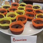 Brownies (vom Weltladen-Team)