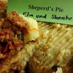Starten wir mit einer kleinen Auswahl aus dem herzhaften Buffet: Sheperd´s Pie mundet nicht nur dem Schäfer-Gaumen.