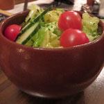 Salat - darf natürlich nicht fehlen!