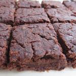Brownies, gluten- und zuckerfrei und dennoch süß und lecker!