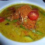 "Gemueseeintopf ""Opor Sayur"" (mit Zitronengras, Gelbwurzel, Chili & Kokos)"