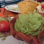 Guacamole y Chips