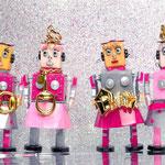 Robots Customized for Vogue Gioiello December 2012