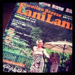 Lani Laniに載ってます