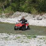 Quad-Tour Garmisch