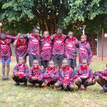 Das Fußballteam