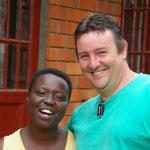 2009 Cor und Grace freuen sich über das, was war, was ist und was werden wird