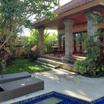 South Bali villa for rent by owner