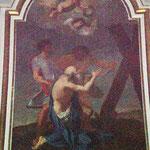 Dipinto raffigurante Sant'Andrea Apostolo.