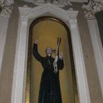 San Gaspare del Bufalo: si festeggia la prima domenica di settembre.