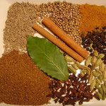 Composants du garam masala