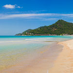 Chaweng Noi Beach auf Koh Samui