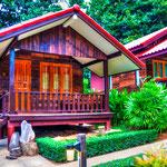 Bungalow in Bang Saphan