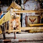 Respekt vor dem thailändischen König