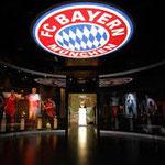 FC Bayern Erlebniswelt Allianz Arena