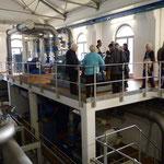 Rundgang im Wasserwerk: Die Bodenfiltrat-Aufbereitungsanlage