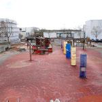 Und so sah das Bewegungsfeld vor dem Umbau 2010 aus.