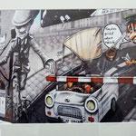 """""""Berliner Mauer"""", Foto von Wilfried Klässer"""