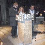 Pfarrer von Egidy, die Lichtermaid und Frau Steinhoff
