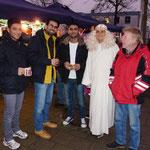 Auch einige Asylbewerber vom Heuchelhof wurden eingeladen