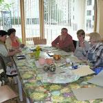 Workshop mit Frau Schulder am 27. April im Alten Schwimmbad