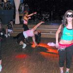 """""""The flash effect"""" zeigten eine Mischung aus Hipp-Hopp und Bauchtanz"""
