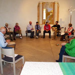 Musikdarbietung in der Kirche Gethsemane