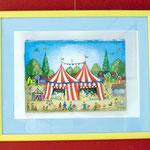 Ein kleiner Zirkus, von Bärbel Taylor