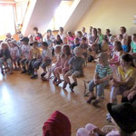 Die Kindertagesstätte Gut Heuchelhof war gut besucht