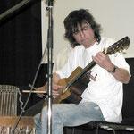 Der Leiter der Band: Udo Zschiesche