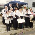 Der Chor von Alexander Schröder sang russische und deutsche Lieder