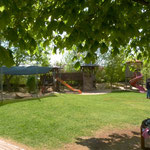 Spielplatz des Weltkinderhauses