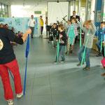 """""""Phantastisch - elastisch"""", Übungen zum Nachmachen"""