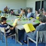 26 Sängerinnen und Sänger kamen zum Frühlingsliedersingen