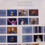 Bilderausstellung in der Schule