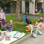 Der Kinderflohmarkt