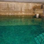 2 Trinkwasser-Reservoire mit je 400 m³ befinden sich im Wasserwerk
