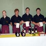 Das Serviceteam: Gruppenleiterinnen und Gruppenleiter von St. Sebastian