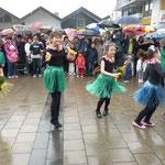 Kinder vom Theater der Hoffnung mit ihren sehenswerten Tanzvorführungen