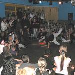 Impressionen der Show vom 4. November 2009