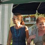 Frau Bürgermeisterin Schäfer-Blake übermittelte das Grußwort
