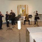 Das Ensemble Soni classico