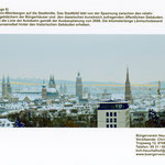 Blick von den Steinweinbergen auf die Stadtmitte