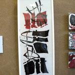 Holzdruck von Gertrud Menzel