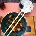 tolle Fleisch und Fisch Sorten im Mongos