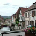 Weissenburg ist ein malerisches Städtchen im nördlichen Elsass.