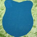 BT 001 blau