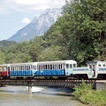Wachtlexpress - nostalgische Schmalspurbahn
