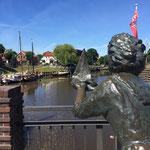 Im Sommer ist der Museumshafen Hotspot für zahlreiche Veranstaltungen in Carolinensiel